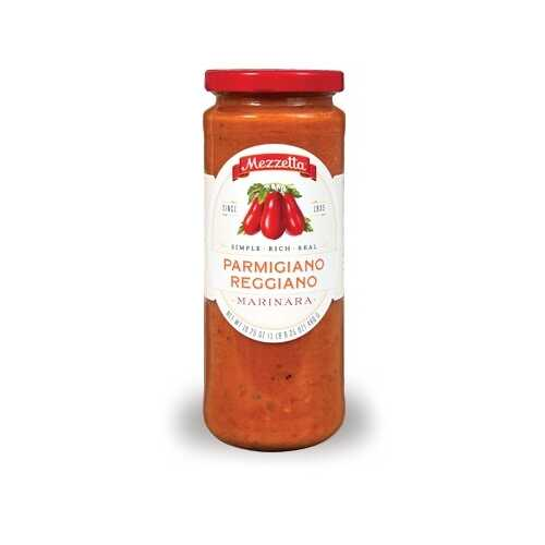 Mezzetta Parmigiano Reggiano Marinara (6x16.25 OZ)