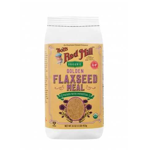 Bob's Red Mill Organic Golden Flaxseed (4x24 OZ)