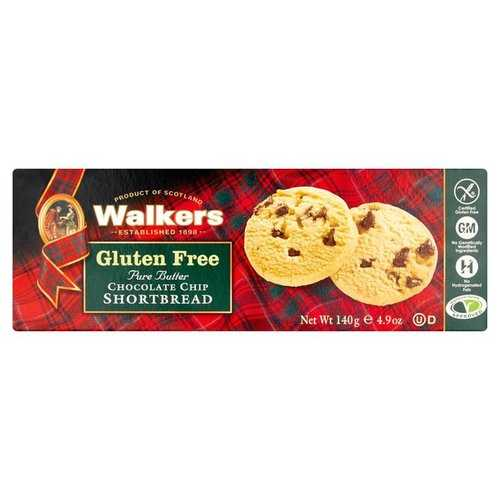 Walkers Pure Butter Shortbread Cookies (6x4.9 OZ)