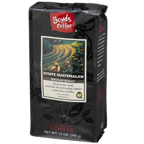 Boyds Coffee Streamliner Coffee (6x12OZ )