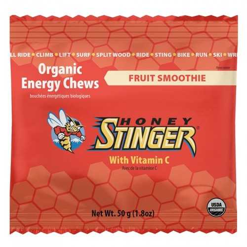Honey Stinger Organic Fruit Smoothie Chews  (12x1.8 OZ)