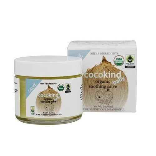 Cocokind Organic Baby Soothing Salve (1x60 ML)