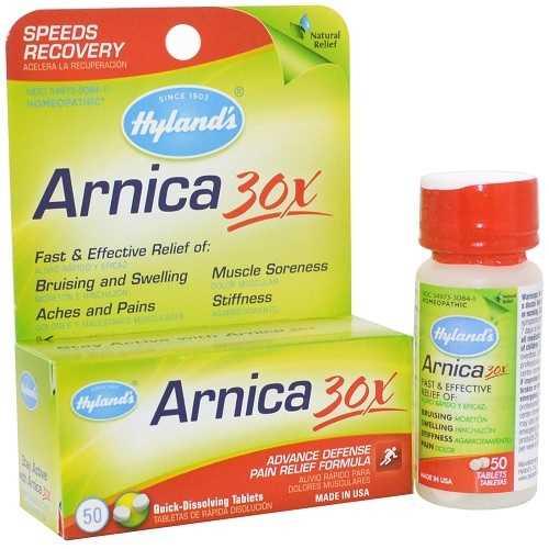 Hyland's Arnica 30x Quick Dissolving Tabs (1x50 TAB )