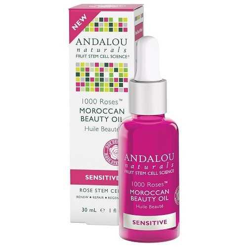 Andalou Naturals 1000 Roses Moroccan Beauty Oil (1x1 OZ)
