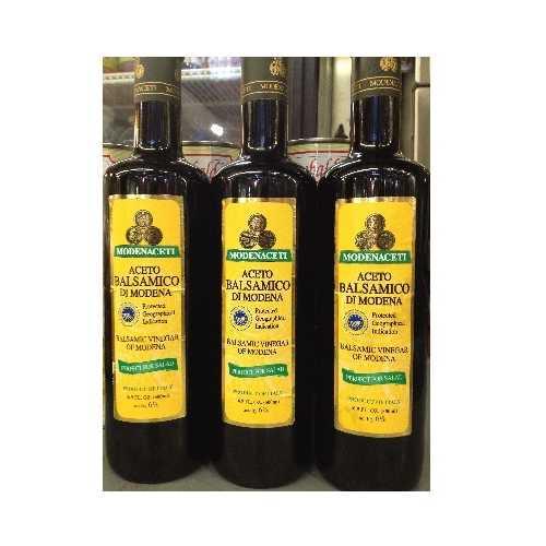 Modenaceti Balsamic Vinegar (6x16.9OZ )