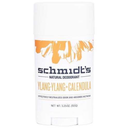 Schmidts Deodorant - Ylang-Ylang + Calendula Stick (1X3.25 OZ)