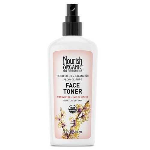 Nourish Organic Refreshing and Balancing Face Toner (1x3 OZ)