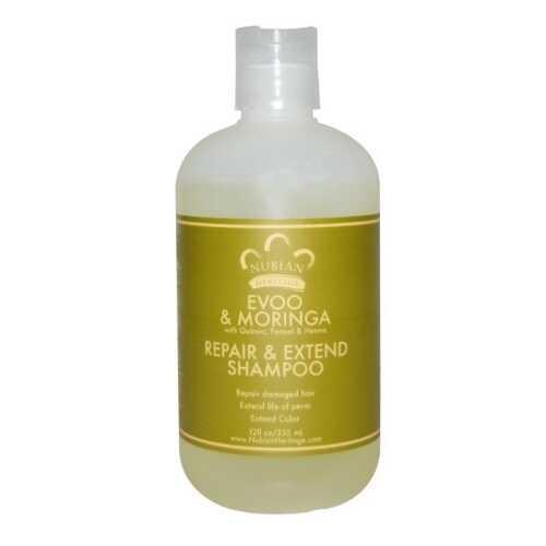 Nubian Heritage Nubian Evoo/Moringa Shampoo (1X12 OZ)