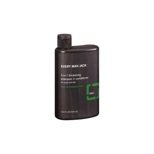 Every Man Jack 2-in-1 Thickening Shampoo Tea Tree  (1x13.5 OZ)