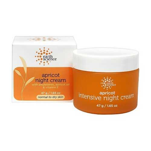 Earth Science Apricot Night Cream (1x1.65 OZ)