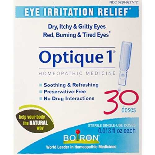 Boiron Optique 1 Eye Irritation Relief  (1x30 Ct)
