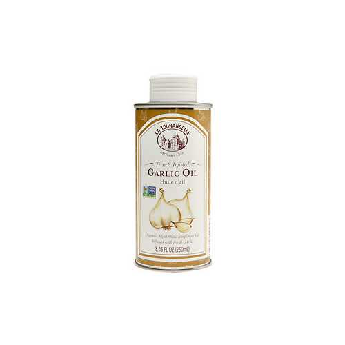 La Tourangelle Garlic Infused Oil (6x8.45 OZ)