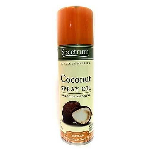 Spectrum Naturals Coconut Spray Oil (6x16 OZ)