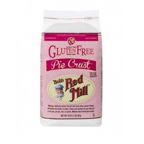 Bob's Red Mill Pie Crust Mix Gluten Free (4x16 OZ)