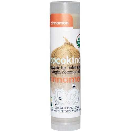 Cocokind Organic Lip Balm Cinnamon (20x0.15 OZ)