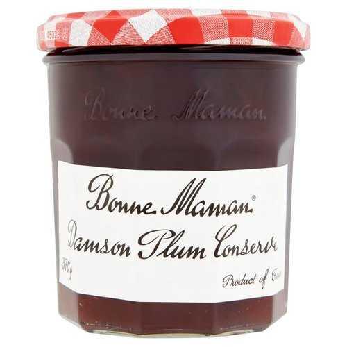 Bonne Maman Damson Plum Preserves (6x13 OZ)