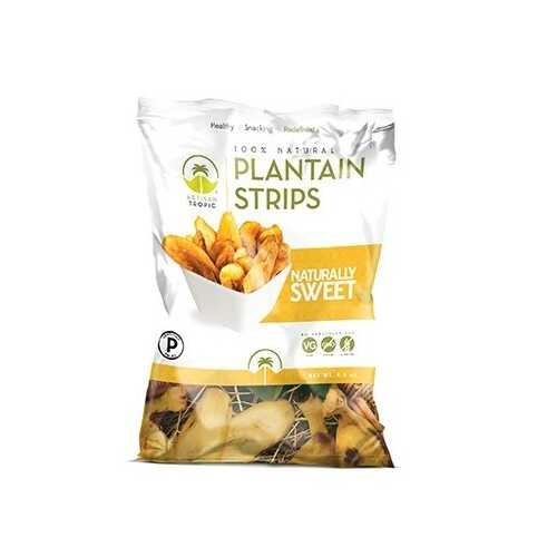 Artisan Tropic Naturally Sweet Plantain Strips (12x4.5 OZ)