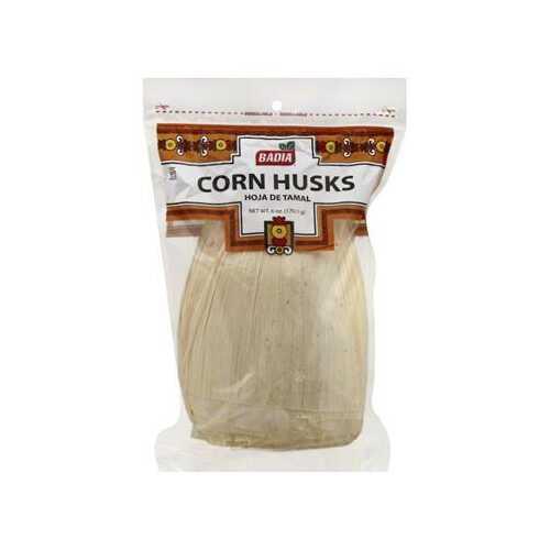 Badia Mexican Corn Husk (12x6 OZ)