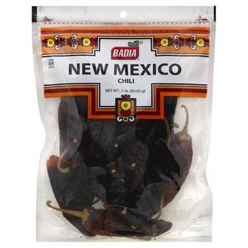 Badia New Mexico Chili Pod (12x6 OZ)