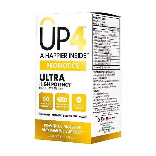 UP4 Ultra Probiotic (1x60 VCAP)