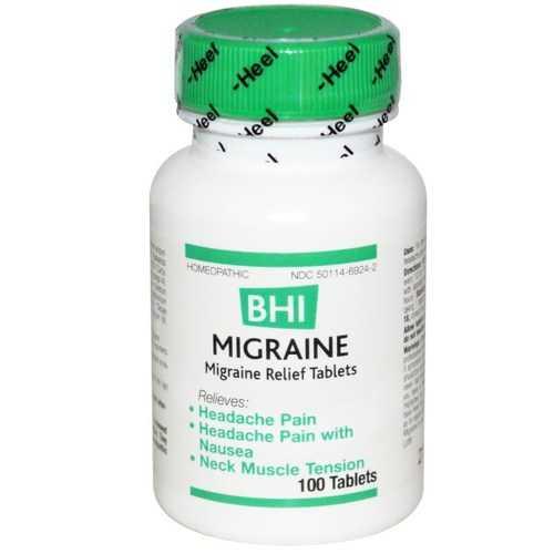 BHI Migraine Relief (1x100 TAB )