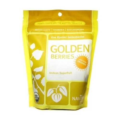 Navitas Naturals Organic Golden Berries  (12x8 OZ)