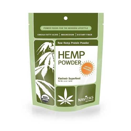 Navitas Naturals Hemp Powder (6x12 OZ)