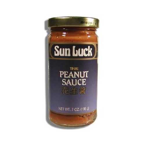 Sun Luck Thai Peanut Sauce (1x7OZ )