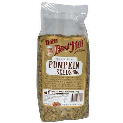 Bob's Red Mill Raw Pumpkin Seeds (4x16 OZ)