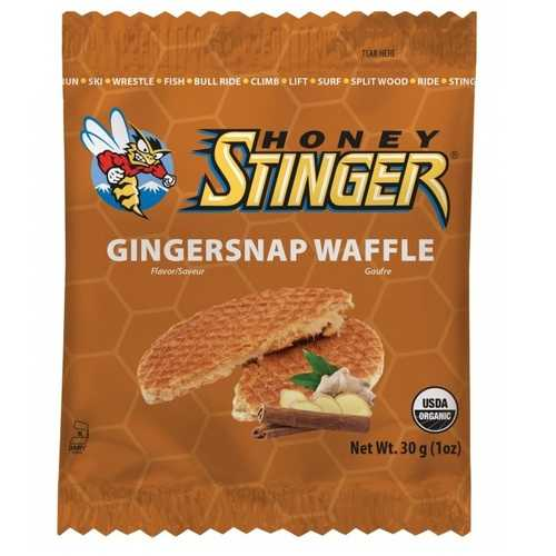 Honey Stinger Gingersnap Waffle  (16x1 OZ)