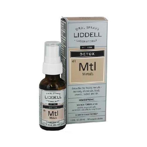 Liddell Metals Detox (1x1OZ )