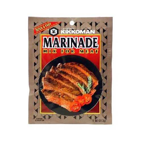 Kikkoman Marinade For Meat (12x1OZ )