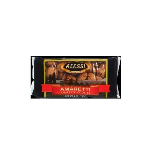 Alessi Amaretti Cookies (12x7 OZ)
