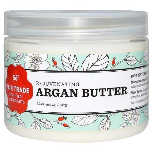 Nourish Organic Rejuvenating Argan Butter  (1x5.2 OZ)