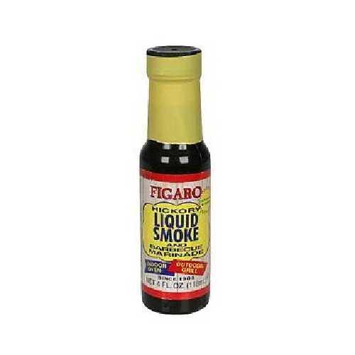 Figaro Hckry Bbq Liquid Smk (12x4OZ )