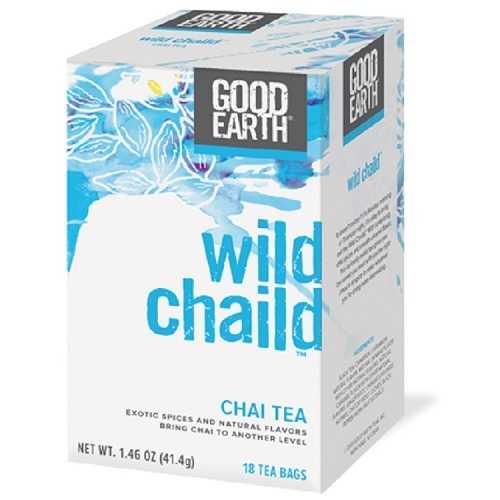 Good Earth Wild Chaild Tea (6x18 Ct)