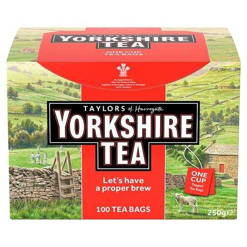 Taylors of Harrogate Yorkshire Red Tea (4x100 BAG )