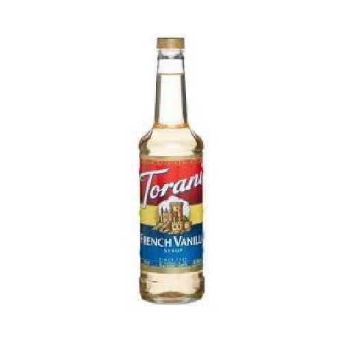 Torani French Van Cof Syr (12x25.35OZ )