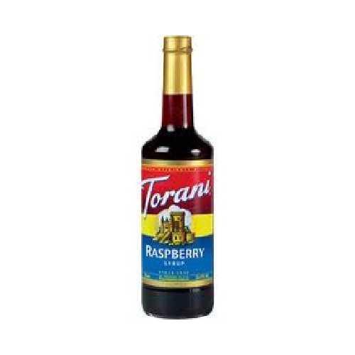 Torani Raspberry Cof Syr (12x25.35OZ )