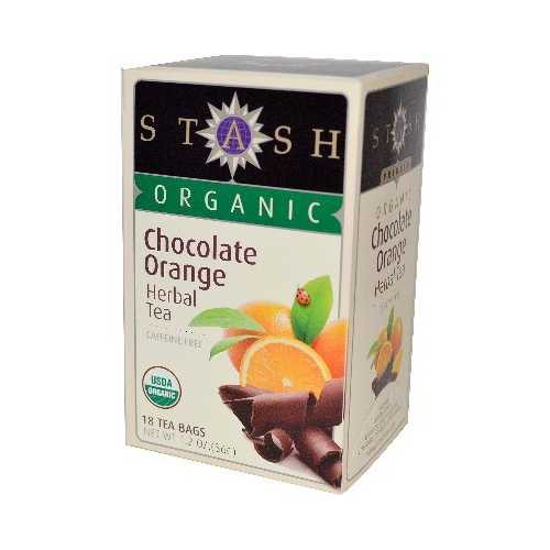 Stash Tea Chocolate Orange (6x18BAG )