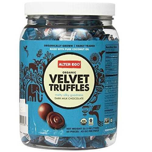Alter Eco Organic Velvet Truffles (60x0.42 OZ)