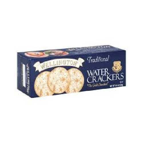Wellington Crackers Trad (12x4.4OZ )
