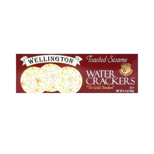 Wellington Crackers Sesame (12x4.4OZ )