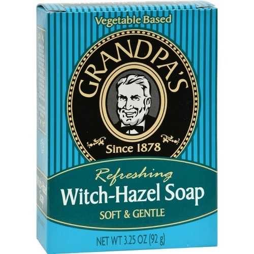 Grandpa's Witch Hazel Bar Soap  (1x4.25 OZ)