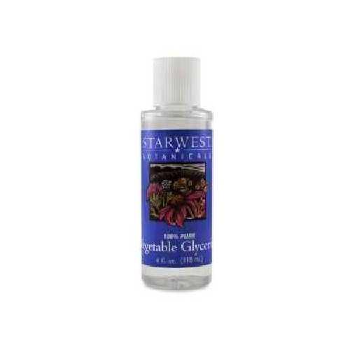 Starwest Botanicals, Inc. Pure Glycerine (1x4OZ )