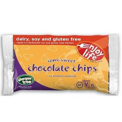 Enjoy Life Semi Sweet Chocolate Chips (4x5LB )
