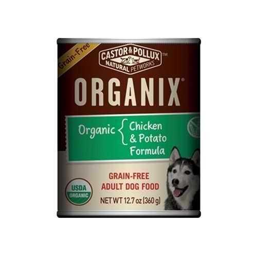 Castor & Pollux Org Chicken Potato Dog (12x12.7OZ )