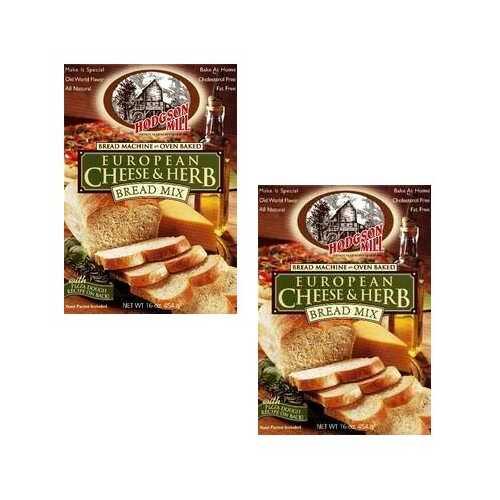 Hodgson Mill Bread Mx Chs/Hrb (6x16OZ )