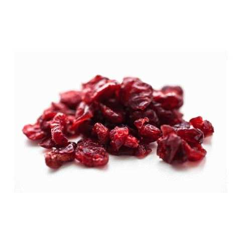 Dried Fruit Cranberries, Sweetened (1x5LB )
