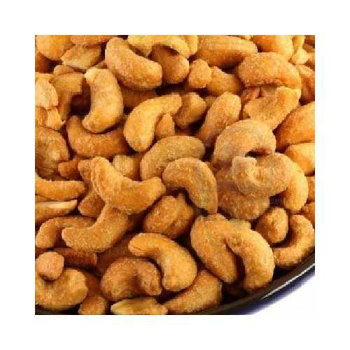 Nuts Cashew Whole Rst/Sltd (1x5LB )